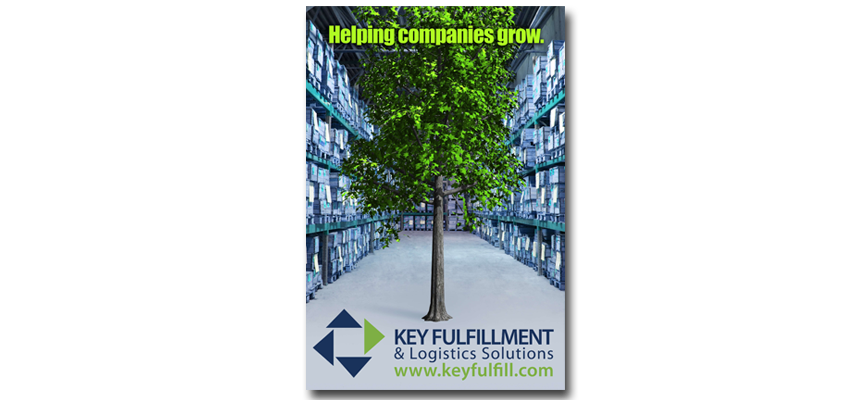 Key Fulfillment Trade Show Design